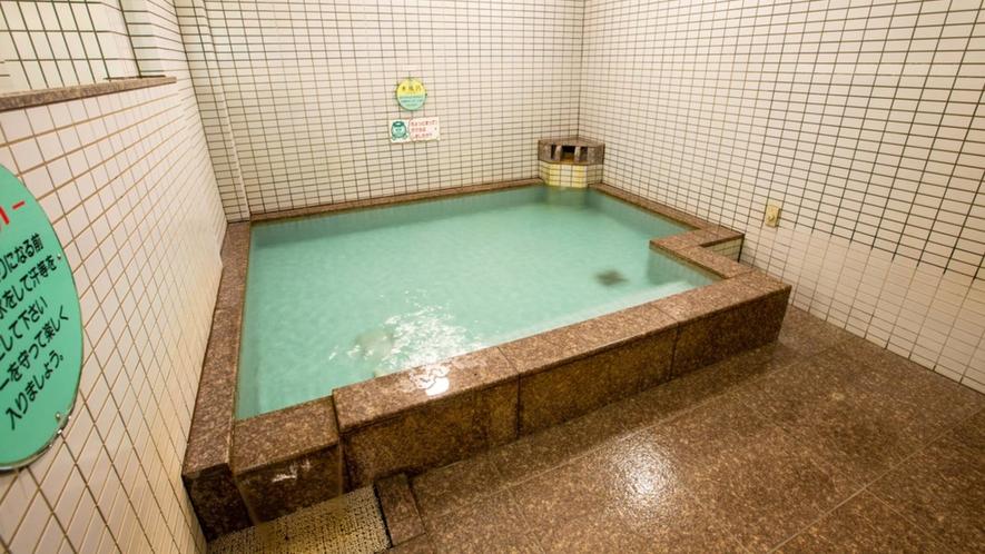 ・【いやしの本館】水風呂(一例)