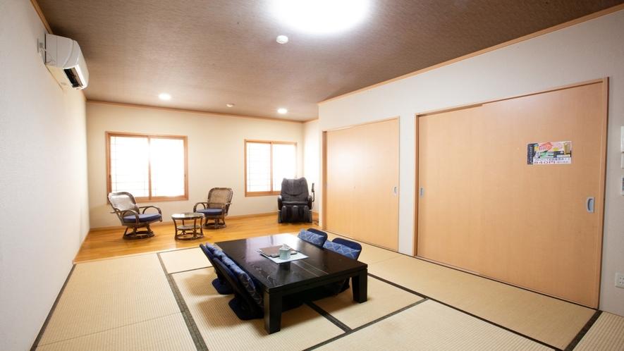 【極/きわみ】和室10畳+専用露天風呂付き(一例)