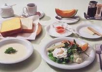 お食事例(朝)