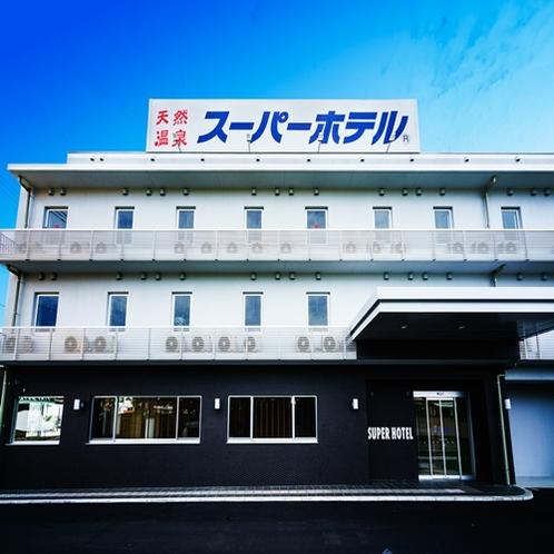 ホテル外観♪