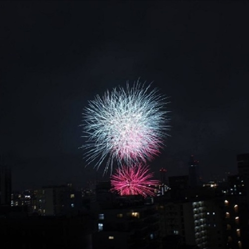 隅田川花火(7月)