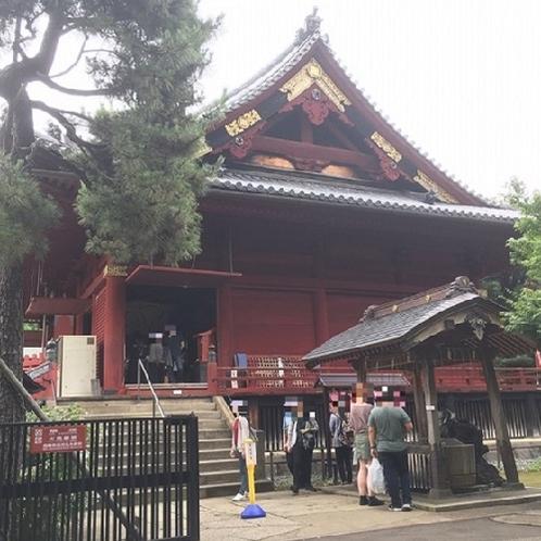 清水観音堂(重要文化財)