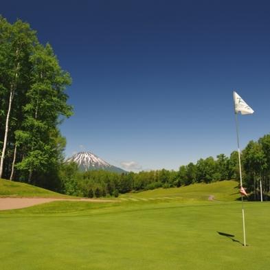 【ゴルフ・タワーコース】<1泊朝食付1ラウンド>北海道リゾートゴルフパッケージ