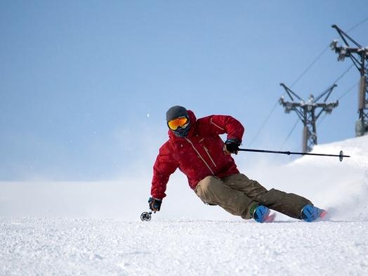 【スキーパッケージ】リフト券・朝食付 すべての客室が2階層のメゾネットタイプ