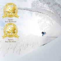JAPAN′S BEST SKI RESORT