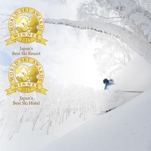 JAPAN′S BEST SKI RESORT