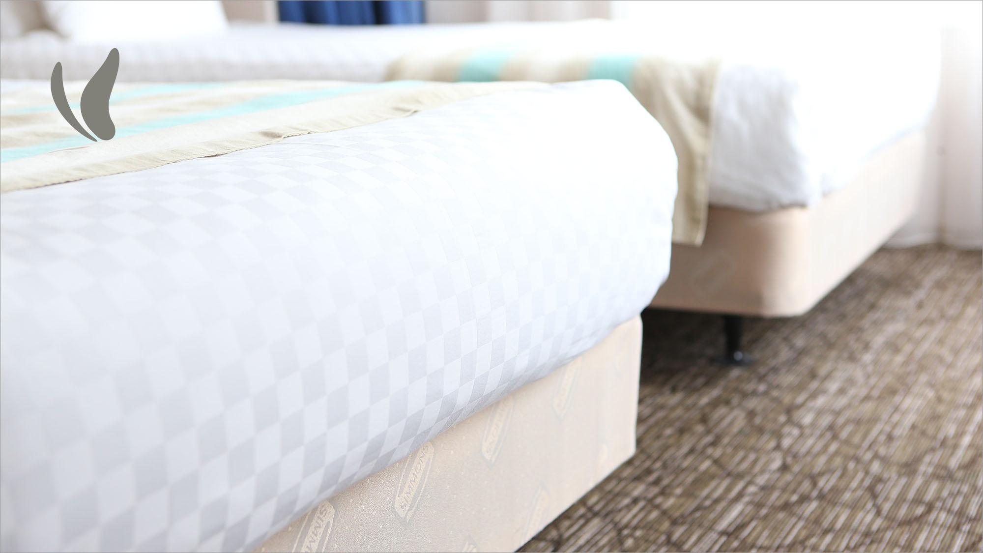 シモンズ社製ベッド