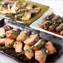 日替り魚料理①