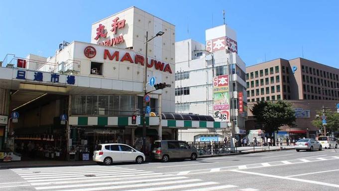 【ドミトリー素泊まり】小倉駅より徒歩約10分のホステル。北九州のまちのをあじわう