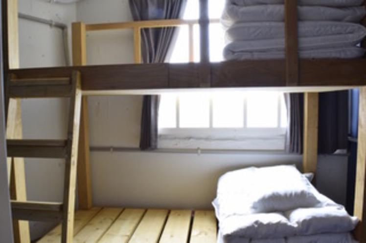 個室ツインルーム
