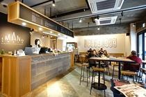 オシャレなカフェスペース/stylish,open style cafe