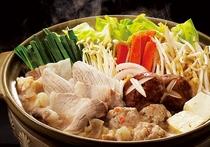 【夕食】財宝鍋コース♪飲み放題もついてます♪