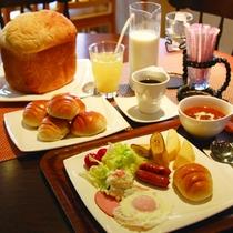【レストラン】朝食一例