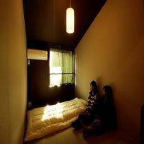 上七軒【表】 寝室