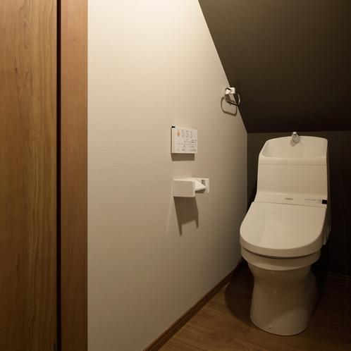 【上七軒-表】トイレ(ウォシュレット)