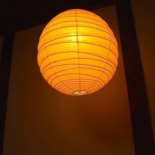 【上七軒-奥】客室照明