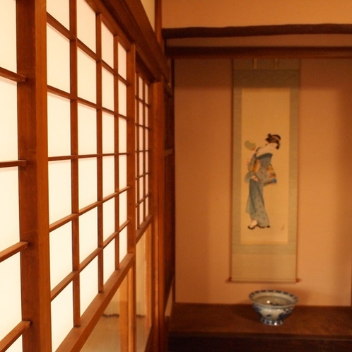 【上七軒-奥】客室