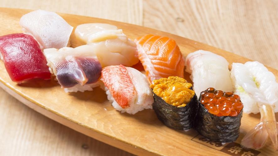 *料理のイメージ画像(本日のお寿司8貫)/小樽のお寿司を堪能するならコチラ!