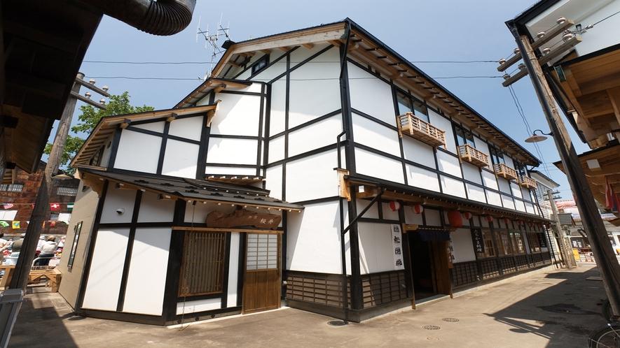 *【外観】館内はこだわりの調度品が置かれており、古き良き日本を感じる事ができます。