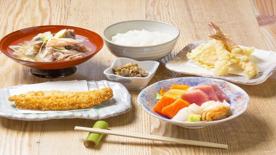 *料理のイメージ画像(お魚膳)/品数豊富な魚料理を存分にお楽しみいただけます。