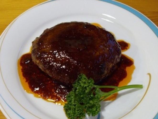 ハンバーグ(松阪牛)