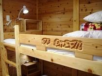 手作りベッド