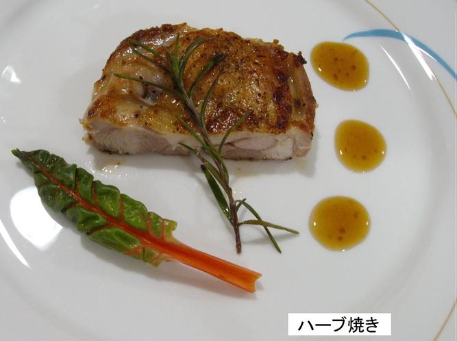 夕食メニュー(例)