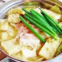 夕食(一例)ZIMAN鍋(味噌・チゲ)