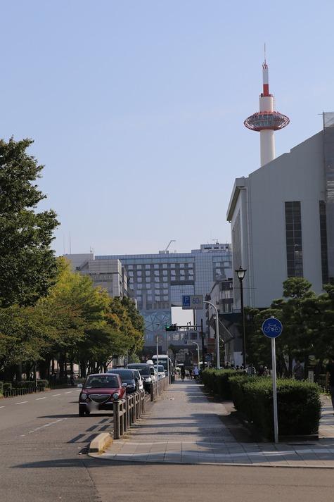 近隣風景・京都駅
