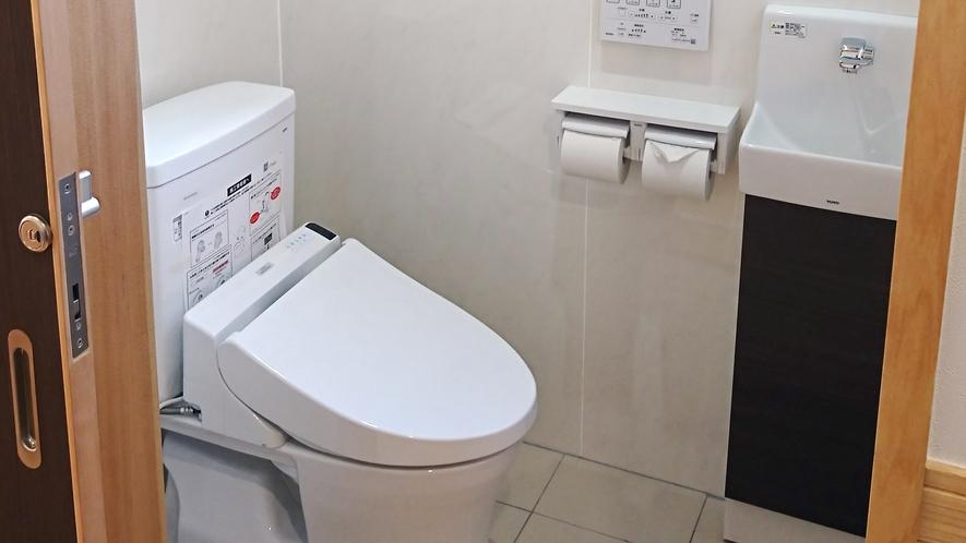 *【トイレ】ウォシュレット付きトイレでございます♪