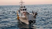 *【船釣り】大将自ら専用漁船(15人乗り)を操縦♪最高の釣りスポットへご案内♪(要別途料金)