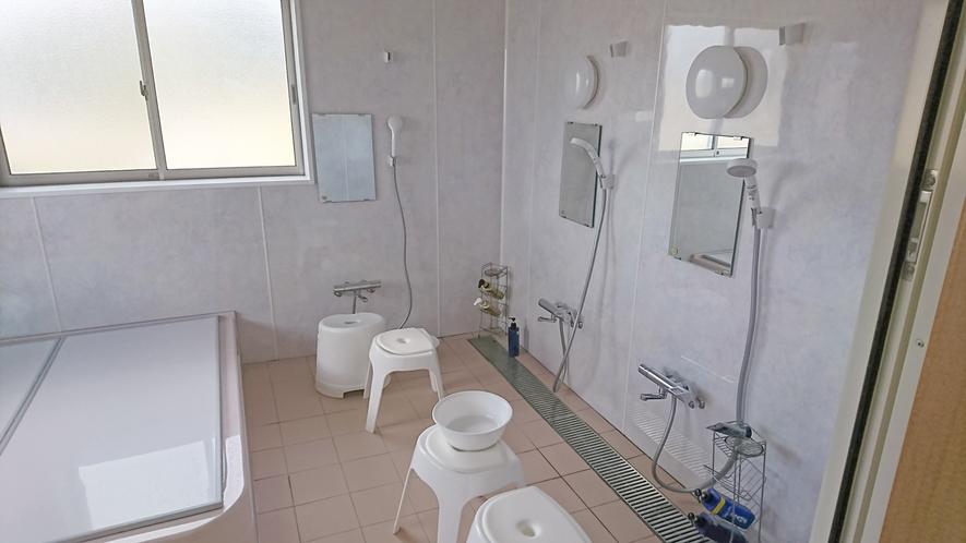 *【洗い場】24時間お好きな時間にお入りいただけます。