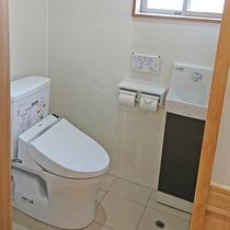 【トイレ】ウォシュレット付きトイレでございます♪