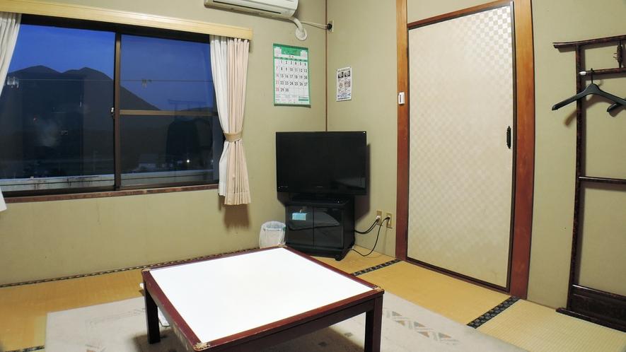 *【和室4畳半】海側のお部屋になります。