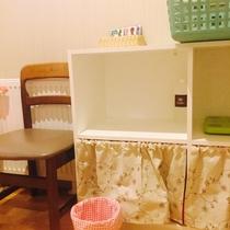 お風呂の脱衣室