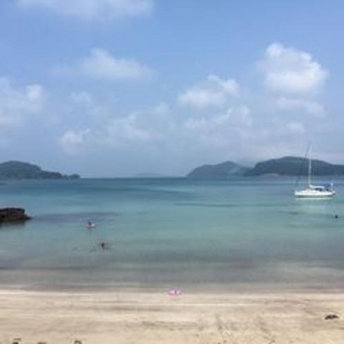 柿の浜ビーチ