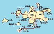 小値賀地図