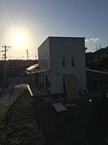 島宿御縁の外観