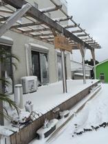 雪の小値賀島