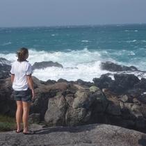 小値賀島の海