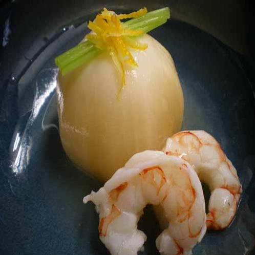 お客様のご要望で柚子を堪能できる料理も提供させていただきました。