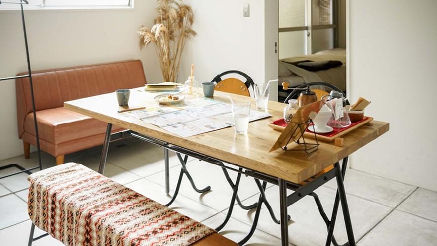 ・【Family Room】ご家族、ご友人同士でのご宿泊用にファミリールームもございます
