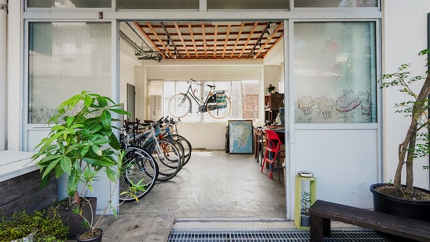 ・【レンタル自転車】快適な旅のおともに自転車をお貸しいたします