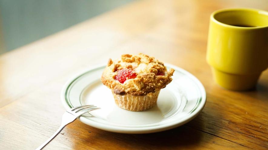 ・【カフェ】おいしい朝食を食べて一日の活力にしてください