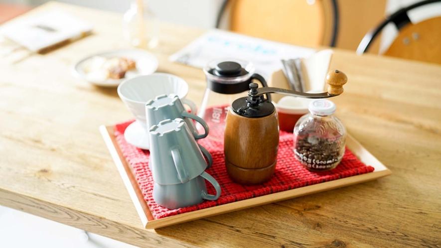 ・【カフェ】飲み物は珈琲/紅茶/長崎みかんジュースより一つご選択頂けます