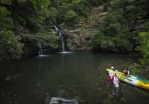 クーラの滝(イメージ)