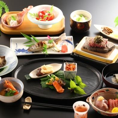 【秋冬旅セール】【爛ran・基本会席】純和風のお部屋で桃山伝統の割烹料理を愉しむプラン