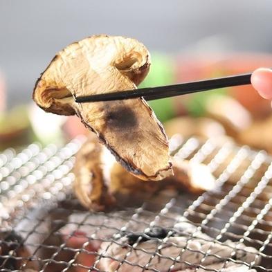 【松茸会席】秋限定<信州産の松茸>芳醇な香りに包まれて♪ 【ご夕食はお部屋食】