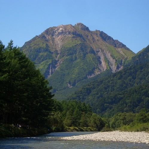 ◇焼岳<アクセス:さわんどのバス乗り場まで車で約65分>