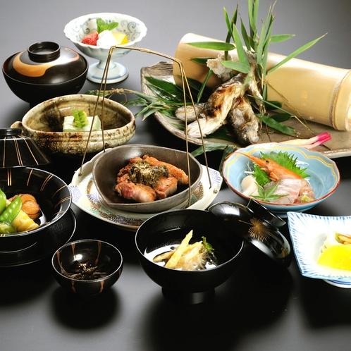 ■【絢 aya 会席】リーズナブルな会席料理です